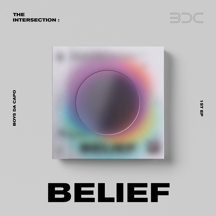 BDC - EP 앨범 [THE INTERSECTION : BELIEF] (UNIVERSE 버전)케이팝스토어(kpop store)
